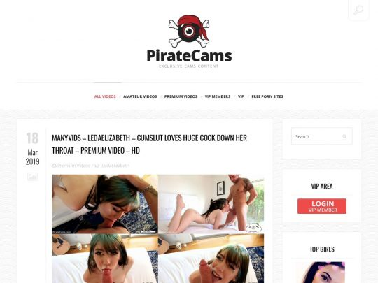 PirateCams